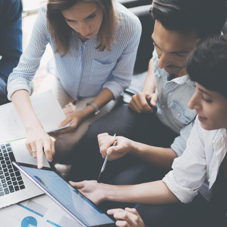 Op welk niveau van digitale activiteit zit jouw B2B-bedrijf?